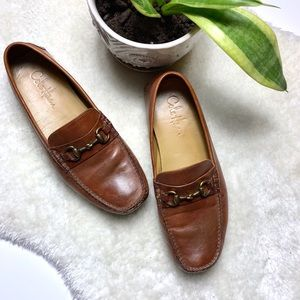 Cole Haan   Vintage Snaffle Bit Loafers Size 8